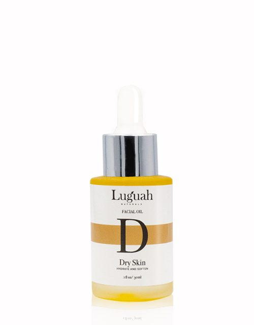 The best facial oil to use as moisturizer for dry skin containing 100% natural ingredients delivering hydrating and softening effects.